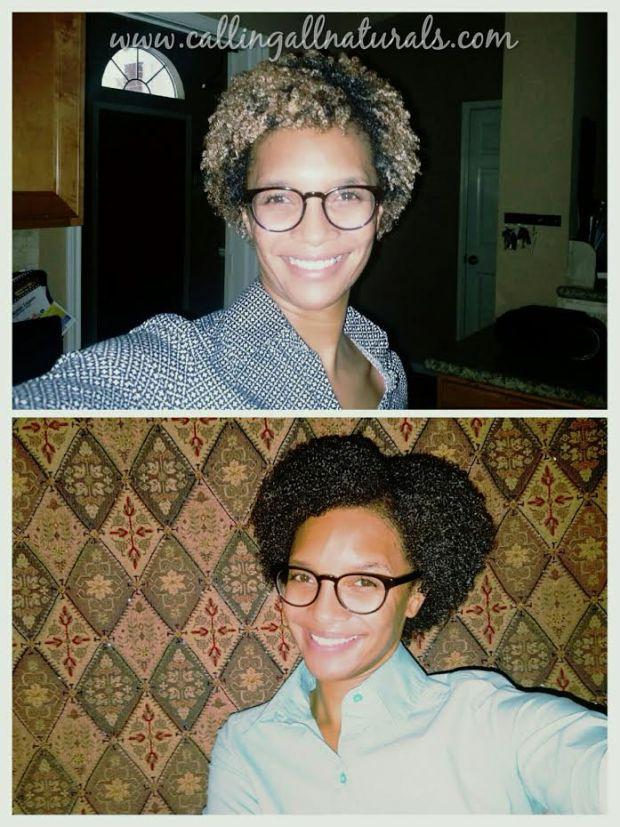 natural hair pic